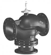 Belimo 3 way globevalves