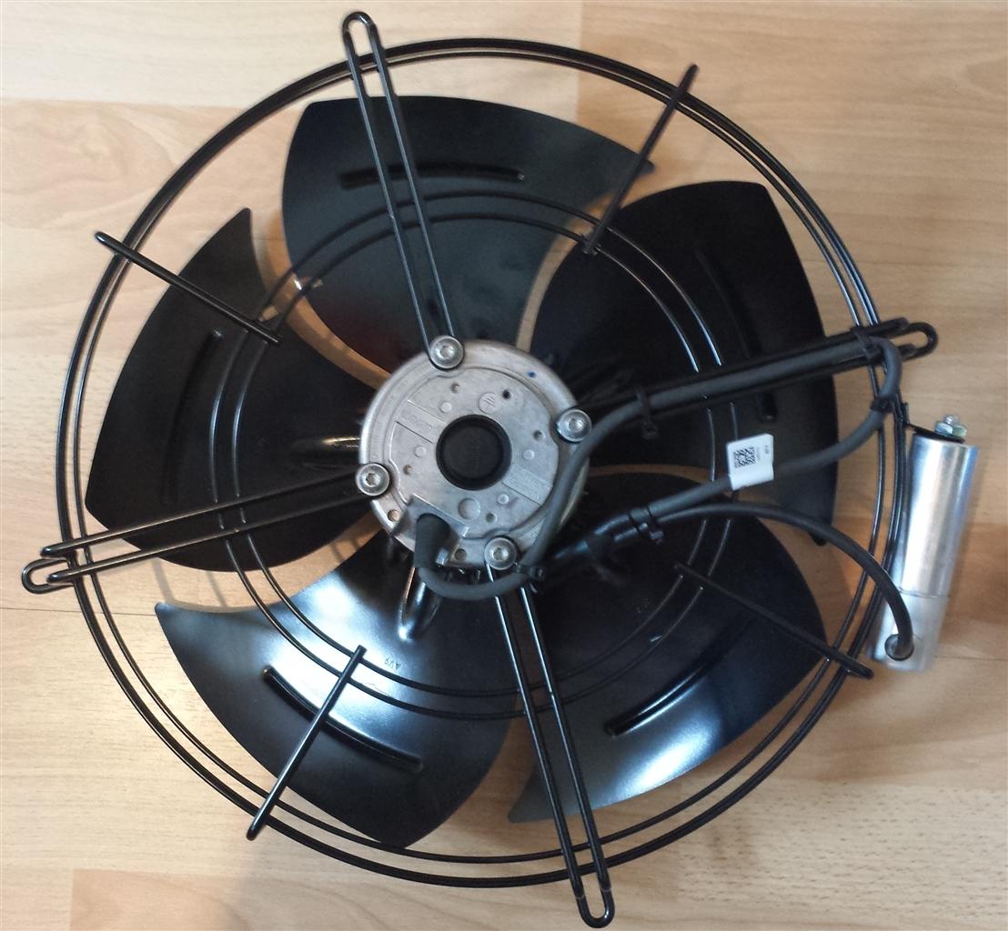Ebm papst ventilatoren fanmotor for Ebm papst fan motor