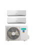 HISENSE / HITACHI FREE MATCH MULTISPLIT WARMTEPOMP