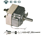 EGO 55.10 SERIE CONTROL THERMOSTAT KONTROLLE THERMOSTAT REGELTHERMOSTAAT